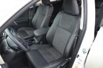 Автомобильные чехлы в салон Тойота Рав 4 4 (чехлы Toyota Rav 4 4