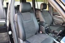 Автомобильные чехлы Тойота Ленд Крузер Прадо 120 (чехлы Toyota Land Cruiser Prado 120)