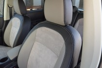 Автомобильные чехлы Ниссан Кашкай +2 (купить Чехлы Nissan Qashqa