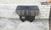 Защита двигателя Инфинити FX45 (защита картера Infiniti FX45)
