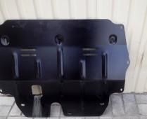 заказать Защиту двигателя Skoda Fabia 2 (защита картера Шкода Фа
