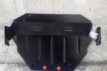 Защита мотора BMW 5 E34 (защита картера БМВ 5 Е34)