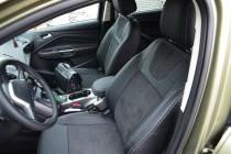 купить Автомобильные чехлы Форд Куга 2 (заказать Чехлы в салон F