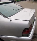 Спойлер на багажник Мерседес 140 (купить спойлер Mercedes W140,