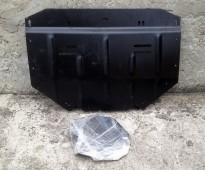 Защита двигателя Skoda Superb 1 (защита картера Шкода Суперб 1)
