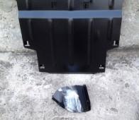 заказать Защиту двигателя Шкода Суперб 1 (защита картера Skoda S