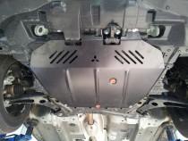 Защита двигателя Митсубиси АСХ (защита картера Mitsubishi ASX)