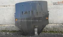 Защита двигателя Митсубиси Аутлендер 3 (защита картера Mitsubishi Outlander 3)
