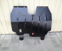 Защита двигателя Ниссан Альмера Классик B10 (защита картера Nissan Almera Classic B10)