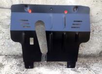 Защита двигателя Ниссан Микра К12 (защита картера Nissan Micra K12)