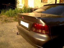заказать Спойлер Mitsubishi Galant 8 (задний спойлер на багажник