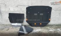 защита картера Audi A6 C6