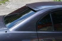 Спойлер на стекло Митсубиси Галант 8 (спойлер на заднее стекло Mitsubishi Galant 8 бленда)
