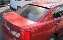 Козырек на стекло Mitsubishi Galant 9