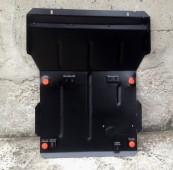 Защита двигателя Ниссан Патфайндер R51 (защита картера Nissan Pathfinder R51)
