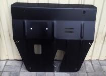 Защита двигателя Ниссан Х-Трейл Т31 (защита картера Nissan X-Trail T31)