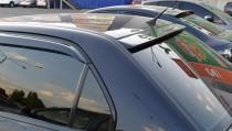 Спойлер на стекло Mitsubishi Lancer 9 (спойлер заднего стекла Митсубиси Лансер 9 седан)