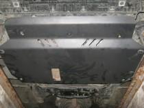 Защита картера Киа Рио 2 (защита двигателя Kia Rio 2)