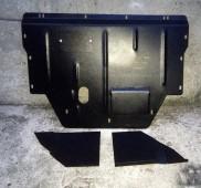 Защита двигателя Пежо Боксер 1 (защита картера Peugeot Boxer 1)