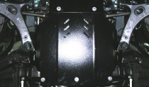 Защита редуктора Субару Форестер 3 (защита для редуктора Subaru Forester 3)