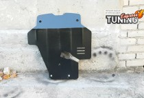 Защита двигателя Субару Импреза 3 (защита картера Subaru Impreza 3)