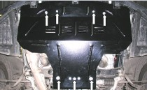 Titan Защита картера Субару Аутбек 3 (защита двигателя Subaru Outback 3)