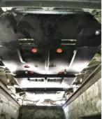 Titan Защита двигателя Сузуки Гранд Витара 2 (защита картера Suzuki Grand Vitara 2)