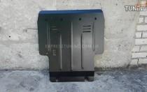 Защита двигателя Сузуки СХ4 1 (защита картера Suzuki SX4 1)