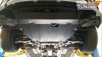 Защита поддона Toyota Corolla 10 E150