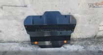 Защита радиатора Тойота Ленд Крузер Прадо 150 (защита для радиатора Toyota Land Cruiser Prado 150)