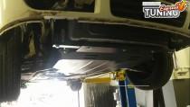 Защита двигателя Фольксваген Бора (защита картера Volkswagen Bora)