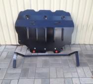 Защита двигателя Фольксваген Кадди 3 (защита картера Volkswagen Caddy 3)
