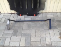 Защита двигателя Volkswagen Caddy (защита картера Фольксваген Ка