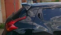 Задний аэродинамический спойлер Nissan Juke (магазин ExpressTuni