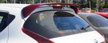 Тюнинг спойлер задней двери Ниссан Жук (Nissan Juke)