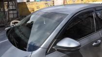 Спойлер на переднее стекло Skoda Octavia A7 (ExpressTuning)