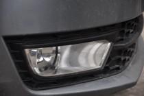 Заказать реснички на противотуманки Skoda Octavia A7 (магазин Ex