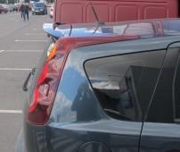 Задний аэродинамический спойлер Nissan Note (Ниссан Ноут)