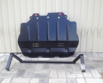 Titan Защита двигателя Фольксваген Пассат Б6 (защита картера Volkswagen Passat B6)