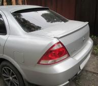 Спойлер Ниссан Альмера Классик B10 (задний спойлер на багажник Nissan Almera Classic B10)