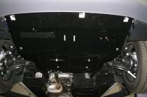 Защита двигателя Volkswagen T5 (защита картера Фольксваген Т5)