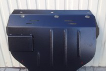 заказать Защиту двигателя Вольво С30 (защита картера)