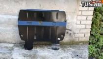 Защита двигателя Вольво S80 2 (защита картера Volvo S80 2)