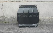 Защита двигателя ВАЗ 2109 (защита картера Lada 2109)