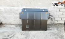 Защита двигателя Лада Гранта (защита картера Lada Granta)