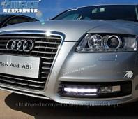 Дневные ходовые огни Ауди А6 С6 (ДХО для Audi A6 C6 DRL)