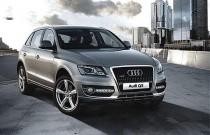 Дневные ходовые огни Ауди Q5 8R (ДХО для Audi Q5 8R DRL)