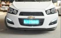 Дневные ходовые огни Шевроле Авео Т300 (ДХО для Chevrolet Aveo T300 DRL)