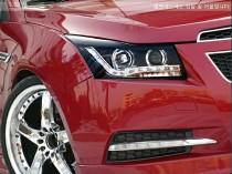 Дневные ходовые огни Шевроле Круз (ДХО для Chevrolet Cruze J300 DRL)