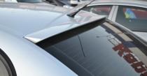 Спойлер на стекло Опель Вектра Ц (козырек задний для Opel Vectra